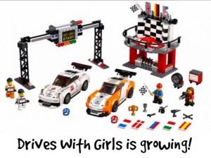 DrivesWGirls is growing!