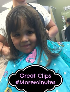 Get #MoreMinutes with Great Clips #Ad