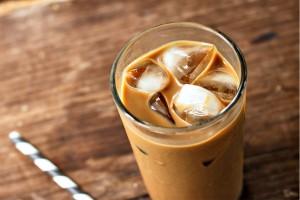 Gevalia Iced Coffee with Almond Milk #GevaliaIcedCoffee