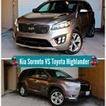 Toyota Highlander Hybrid – Kia Sorento Limited Review