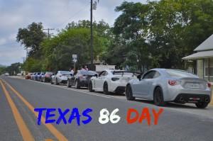 Texas 86 Day – Celebrating the Toyobaru