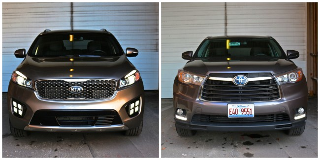 toyota-highlander-and-kia-sorento-showdown