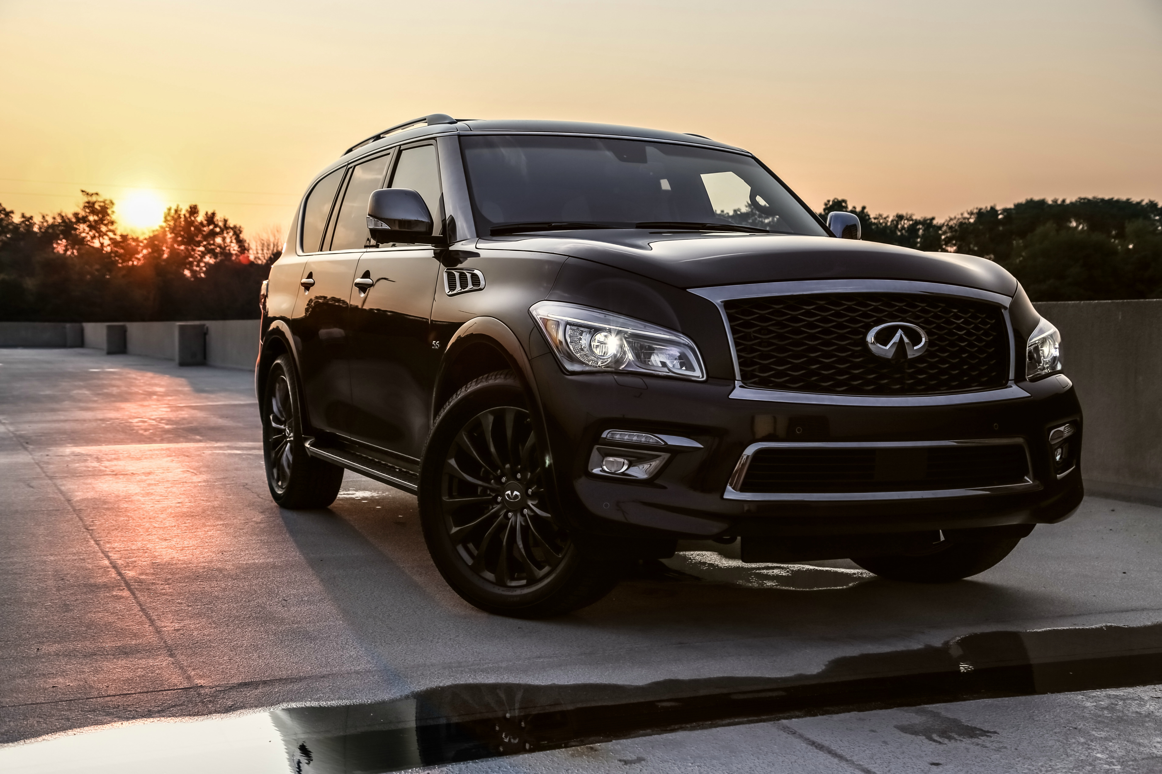 2015 infiniti qx80 limited living large life is poppin 39. Black Bedroom Furniture Sets. Home Design Ideas