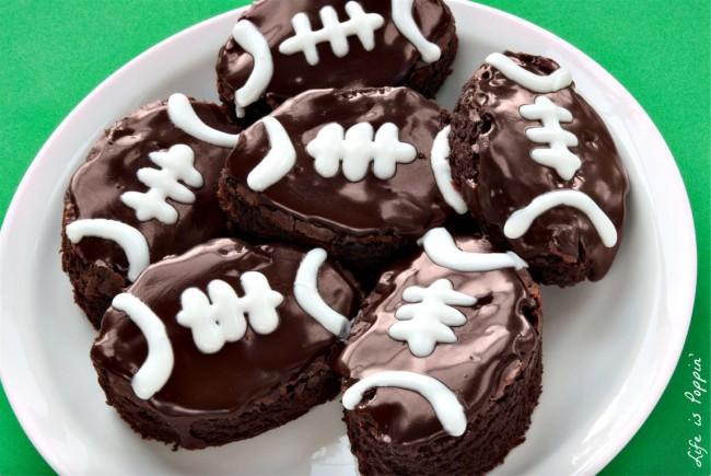 Dr. Pepper Brownies
