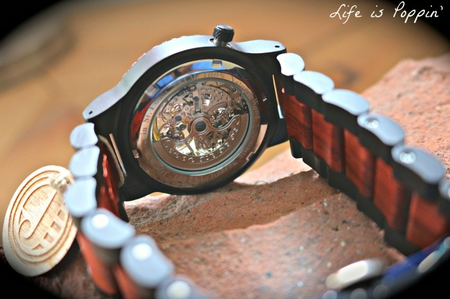 Jord Watch Review Back