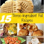 15 Three-Ingredient Fall Recipes