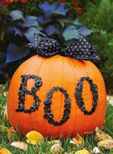 DIY Pumpkin Decor