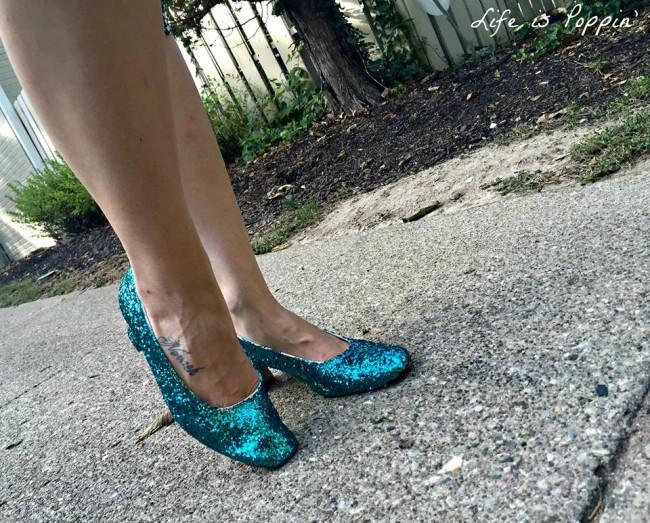 Elsa Shoes Final