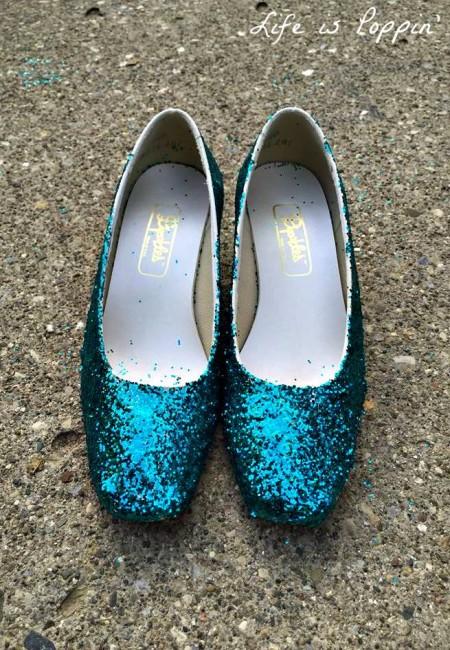 Elsa Shoes Halloween