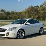 2016 Buick REGAL GS – Quick Spin