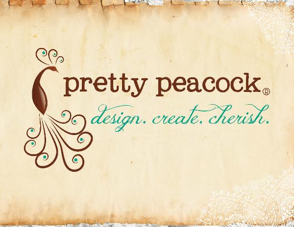 pretty- peacock