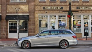 2015 Mercedes Benz AMG E63 S Wagon – Saving Thanksgiving In Style