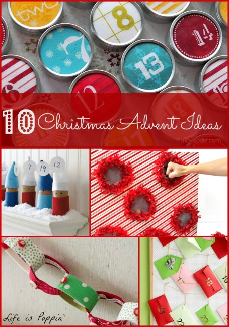 Christmas Advent IDeas