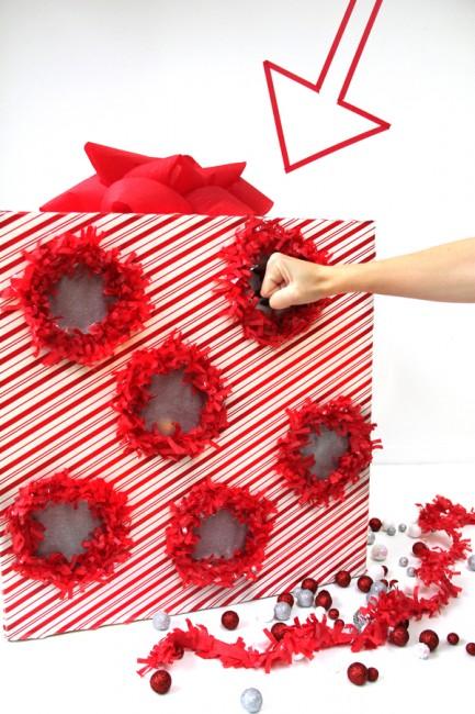 punch box advent