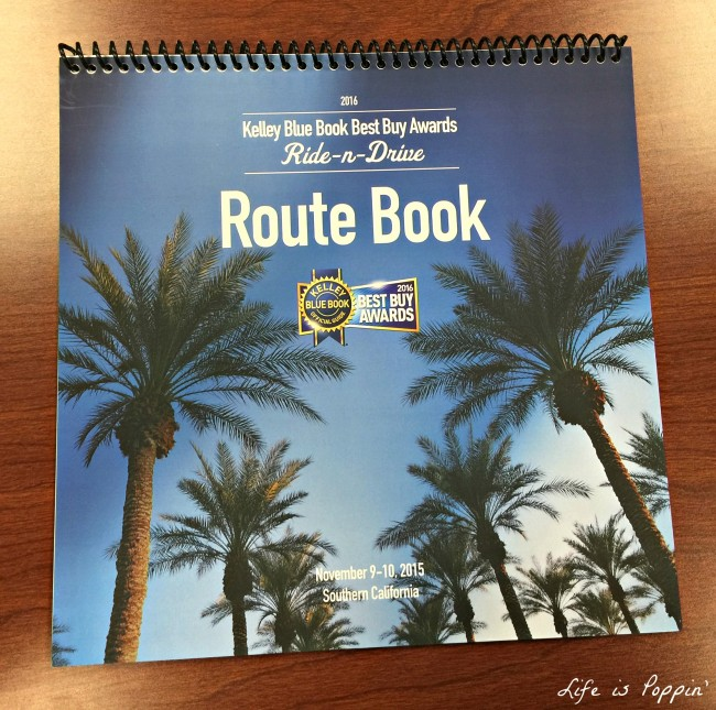 KBB Route Book