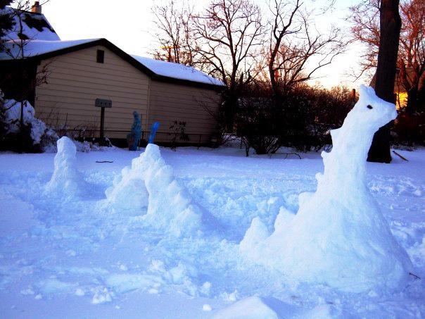 LochNess Snowmonster
