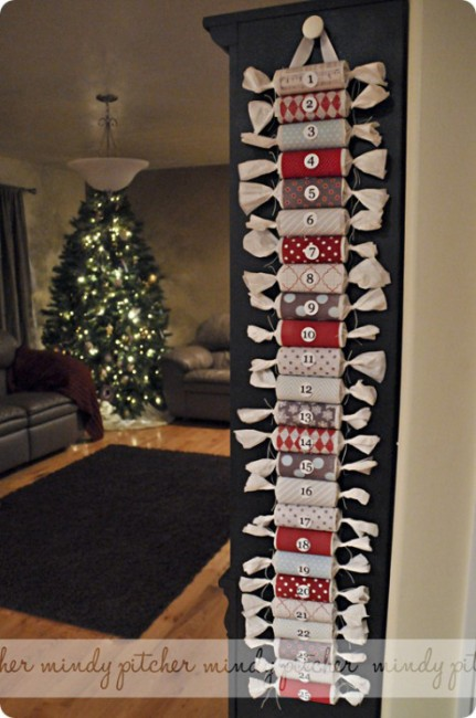 toilet paper roll poppers advent