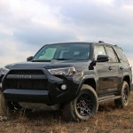 Toyota 4Runner TRD Pro – Mountains, Zombies, Kids, No Problem.