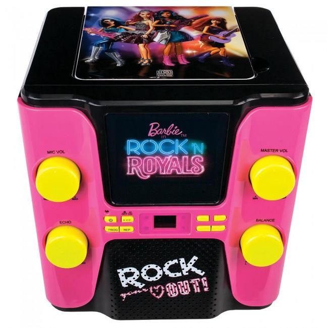 Barbie Rock N Royal Karaoke