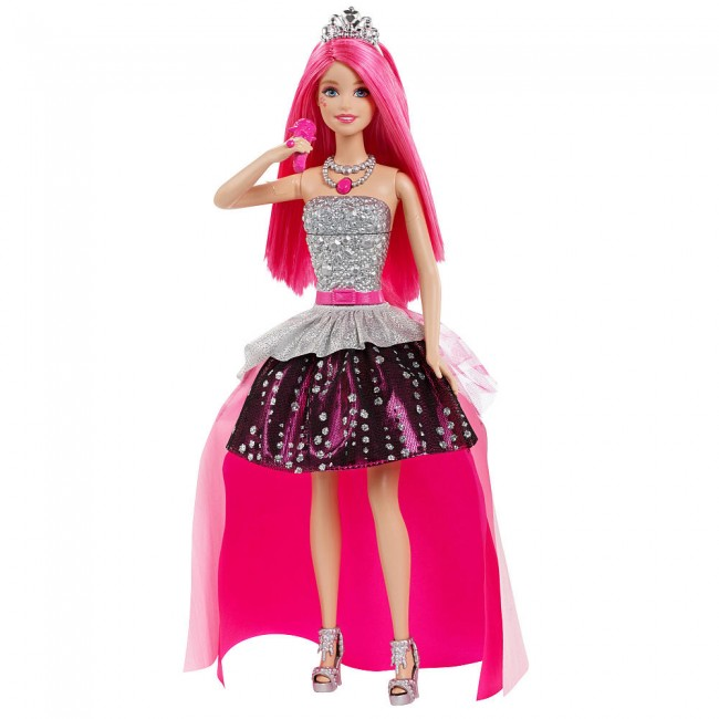 Barbie Rock 'N Royals Courtney