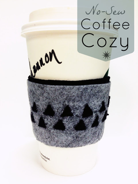 Coffee Cozy Cover