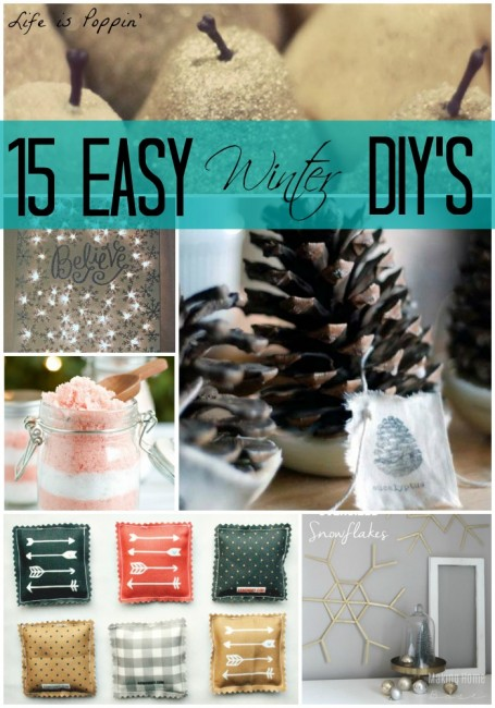 easy winter diys