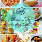 19 Mini Appetizers (Perfect for NYE!)