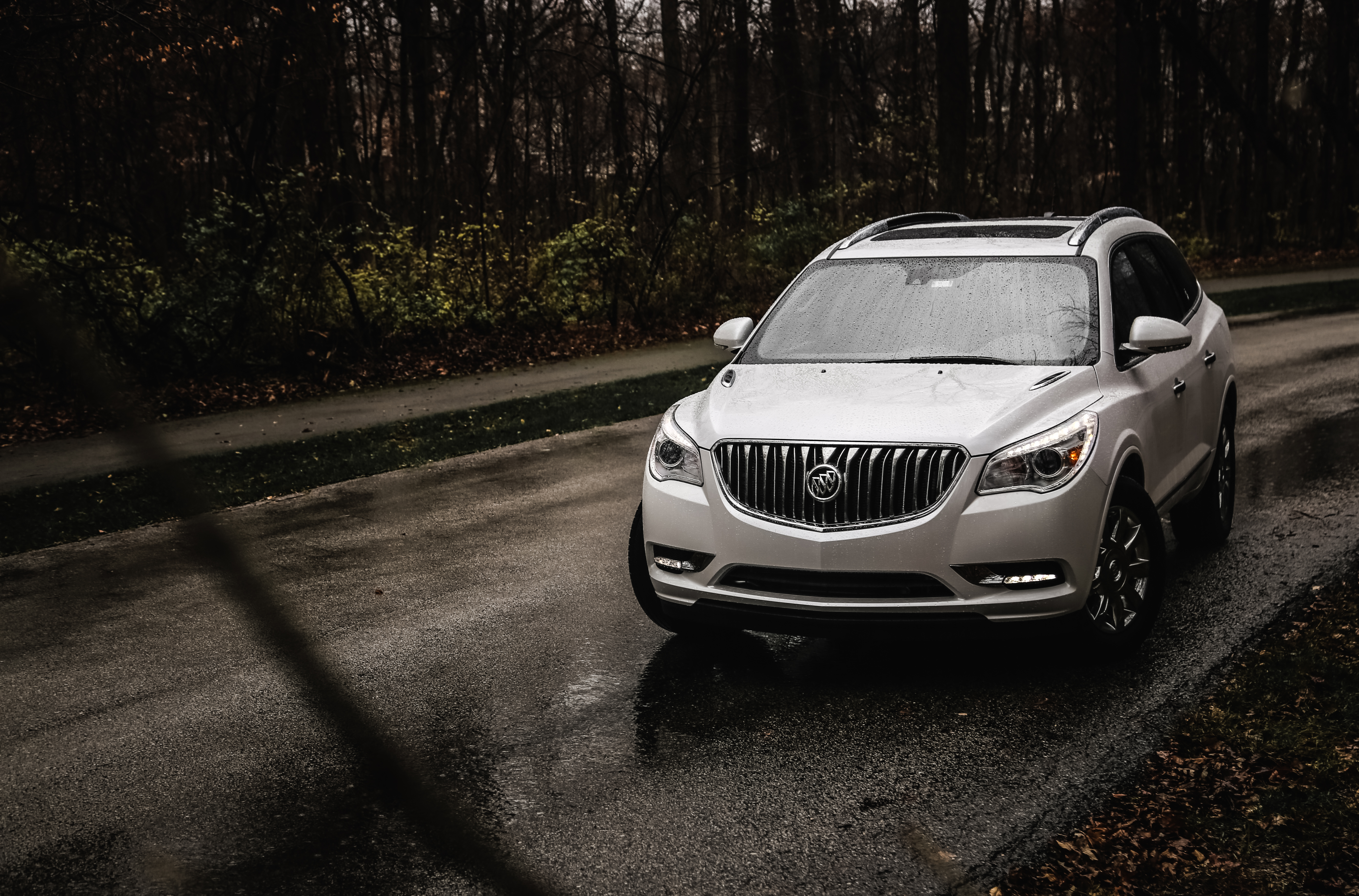 2016 Buick Enclave Review Why Kickin It Old School Isn T Bad At All Life Is Poppin