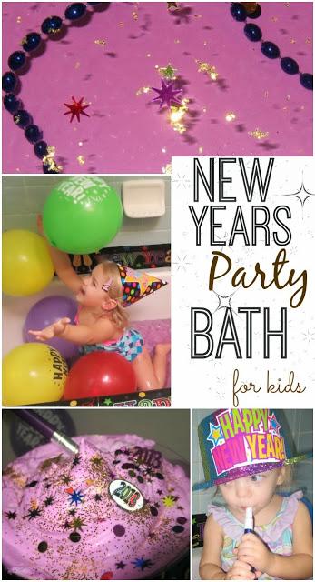nye party bath