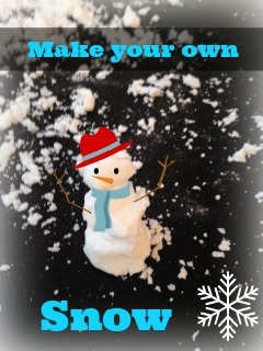 make your own snow