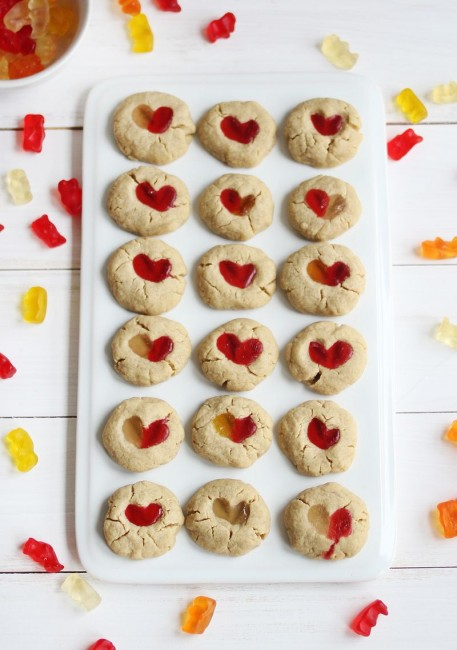 Gummie Bear Cookies