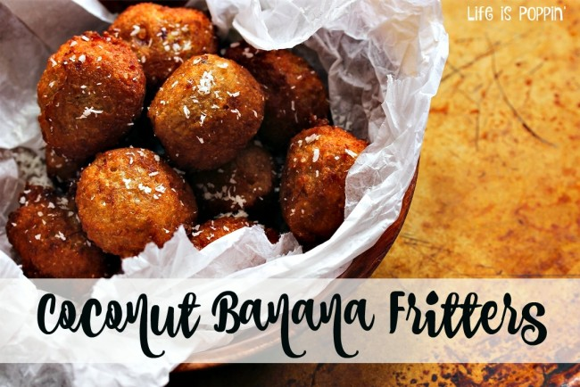 Coconut Banana Fritters Recipes — Dishmaps