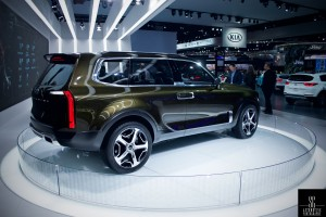2016 North American International Auto Show – Kia Telluride Concept