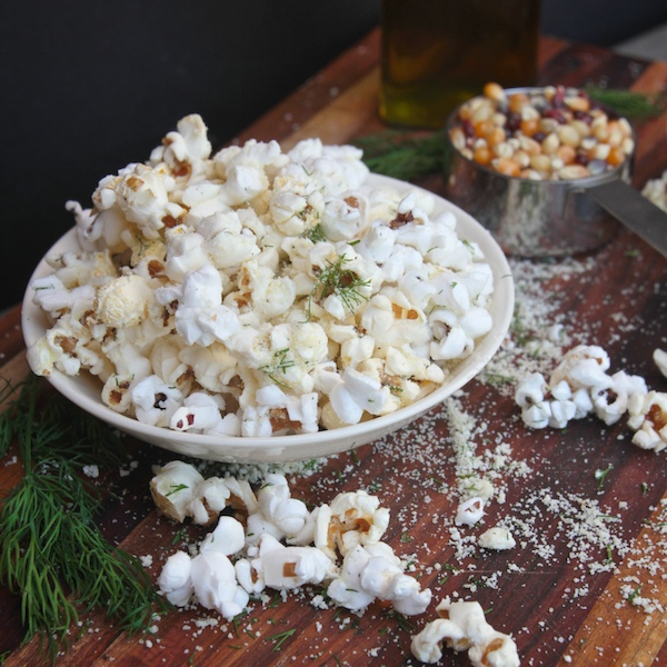 sour cream onion popcorn