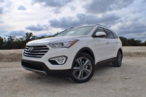 2016 Hyundai Santa Fe Limited – One Size Fits All