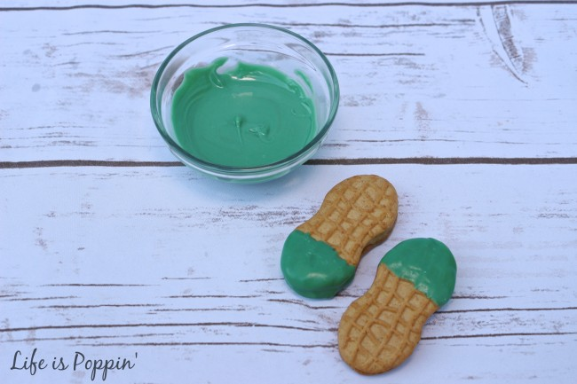 Leprechaun Cookies - Dipped 2