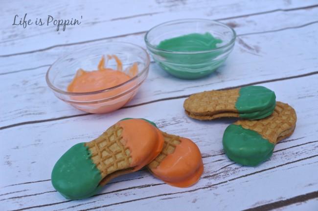 Leprechaun Cookies - Dipped 4