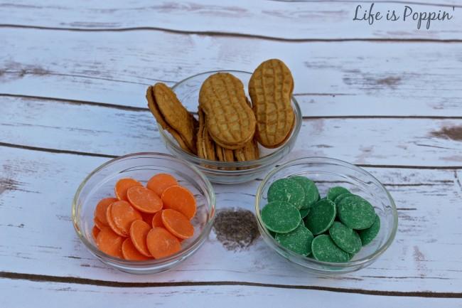 Leprechaun Cookies Ingredients