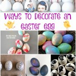 13 DIY Easter Egg Decorating Ideas
