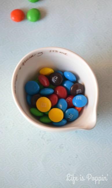 Oatmeal-M&M-Cookies-Recipe- MMs