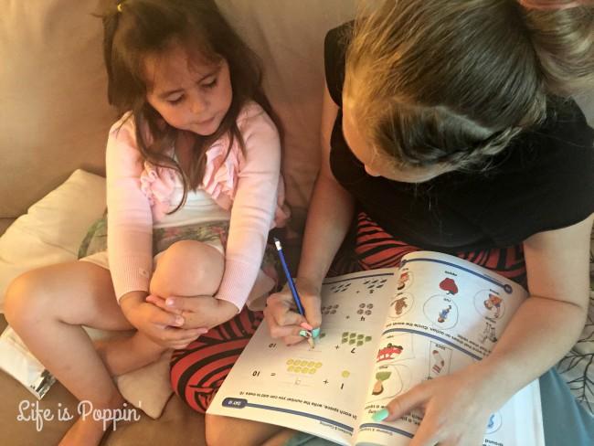 Carson–Dellosa Summer Activities workbook