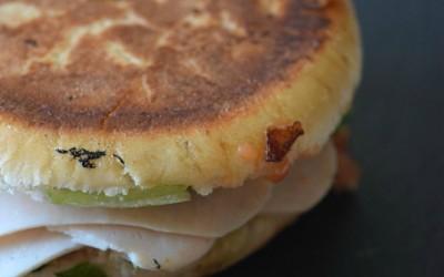 Ham and Cheddar Melt Recipe