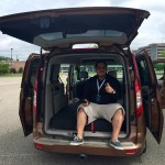 Ford Transit Connect Helps You Hustle Smarter and not Harder