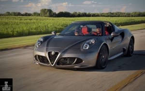 Alfa Romeo 4C Spider – That One Time I Was a Cool Husband & Dad