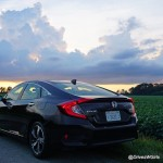 2016 Honda Civic – The Cool & Efficient Compact Family Sedan