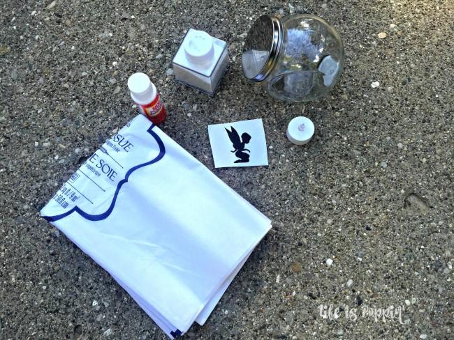 Supplies-for-fairy-jar