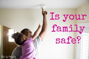 Home Fire Drill Day! Is Your Family Safe?