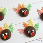 Easy & Adorable Turkey Cookies