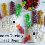 Popcorn Turkey Treat Bags