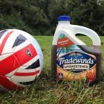 Savoring Soccer Sundays & Tradewinds Tea